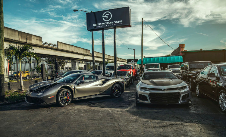 Elite Motor Cars of Miami